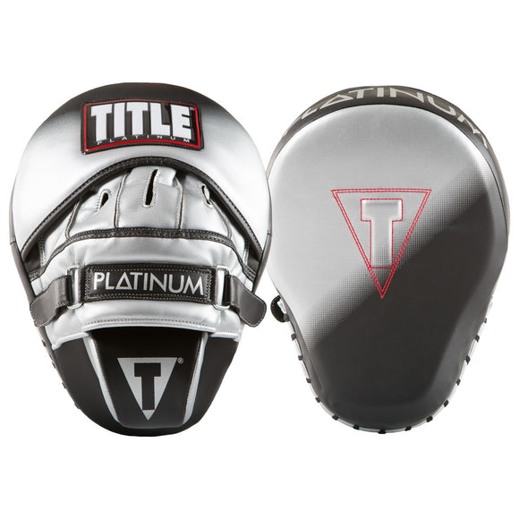 SIMPLEMITTS TITLE PLATINUM PROCLAIM POWER PUNCH MITTS