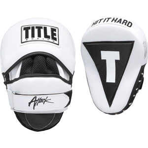 SIMPLEMITTS TITLE ATTACK BIG-T PUNCH MITTS