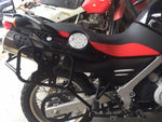 BMW F650gs,G650GS single cylinder multi use pannier rack