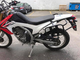 Honda CRF250L , multi use pannier rack 2013-2019