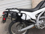 Honda CRF250L , multi use pannier rack 2013-2016