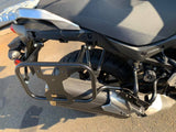 2017 and newer Suzuki DL 650 vstrom pannier racks