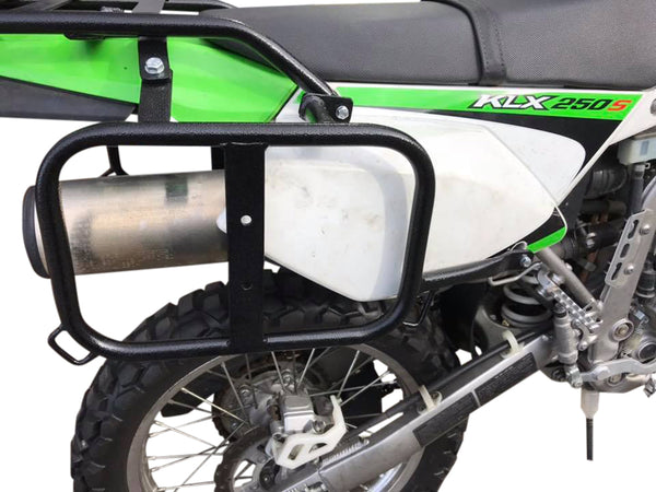 2009-2018 Kawasaki KLX250S Heavy Duty side rack