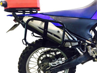Yamaha WR250R / X heavy duty side racks for soft luggage