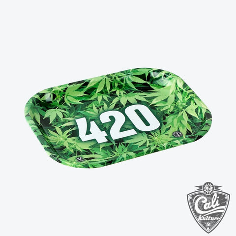 420 Green  - Rolling Tray Small 7'' X 5.5''