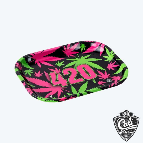 420 Retro - Rolling Tray Medium 10.5