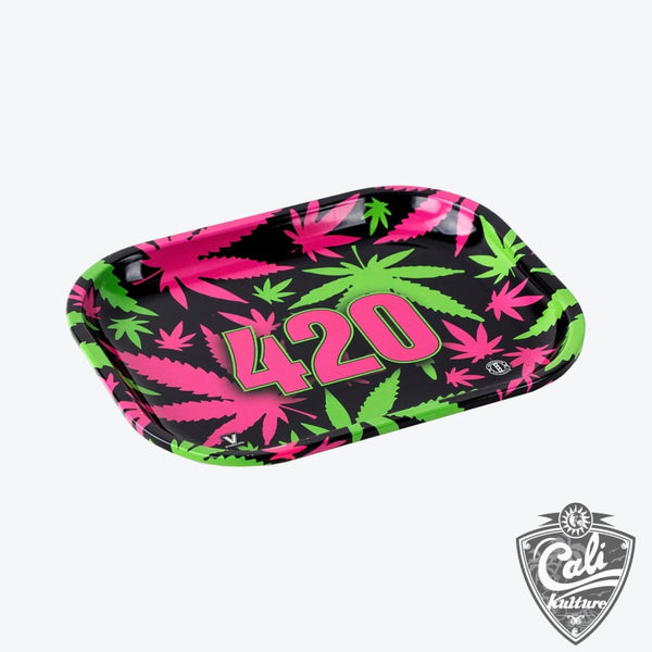 420 Retro - Rolling Tray Small 7'' X 5.5''