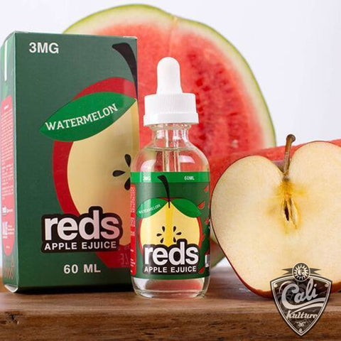 7 Daze Reds E-liquid 60ml - Watermelon