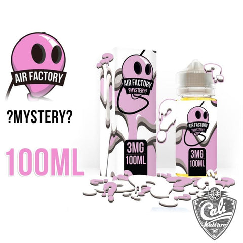Air Factory E-Liquid 100ml - Mystery?