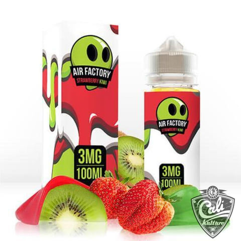 Air Factory E-Liquid 100ml -Strawberry Kiwi