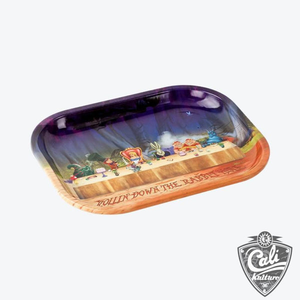 Alice Table - Rolling Tray Small 7'' X 5.5''