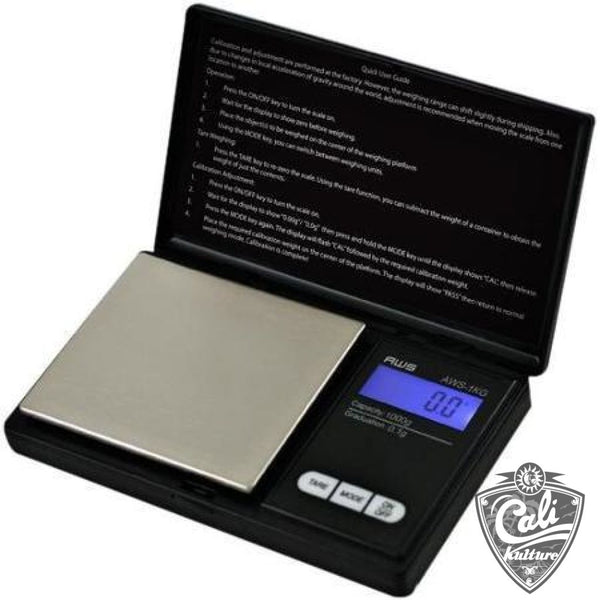 AWS- 1 KG 1000g*0.1g Digital Scale