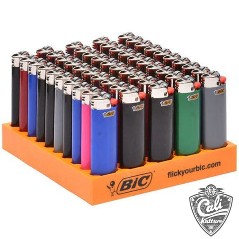 Bic Large Lighters - 50 Ct
