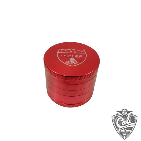 Cali Creation Hard Top Cone Dip 4 Part 55MM Grinder