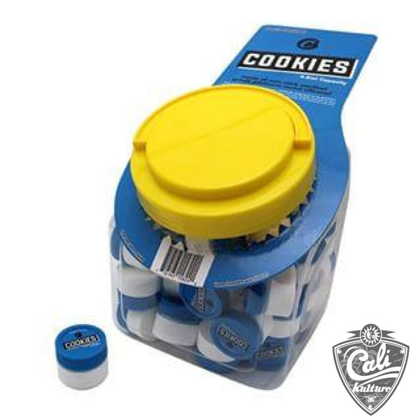 Cookies Silicone Jar Blue - 50ct