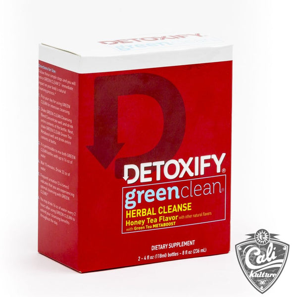 Detoxify Green Clean Detox Honey Tea 4oz