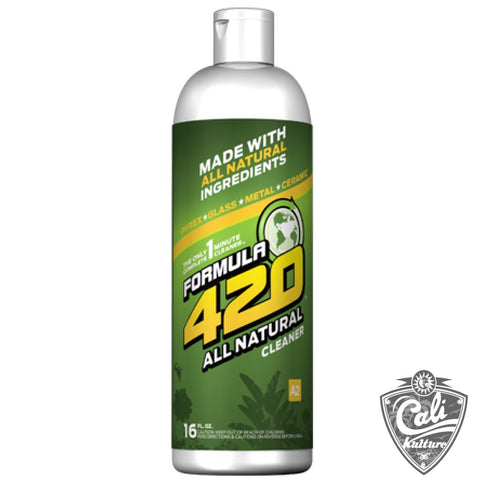 Formula 420 All Natural Pyrex-Glass-Metal-Ceramic Cleaner 16oz