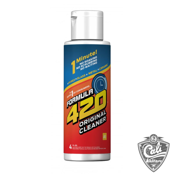 Formula 420 Pyrex Glass Metal Ceramic Original Cleaner 4oz