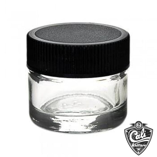 Glass Screw Top Concentrate Containers 10ml