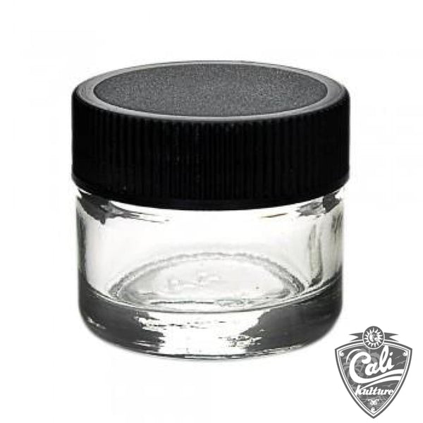 Glass Screw Top Concentrate Containers 5ml