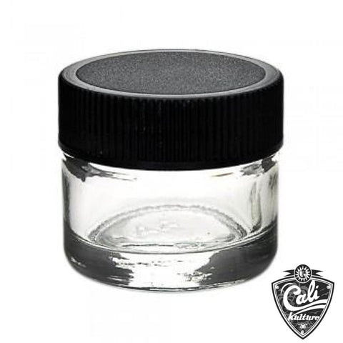 Glass Screw Top Concentrate Containers 7ml