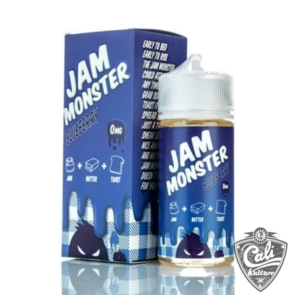 Jam Monster E-Liquid-Blueberry- 100ml