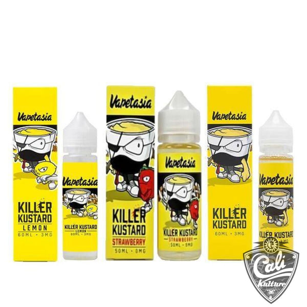 Killer Kustard By Vapetasia Starter Pack 60ML