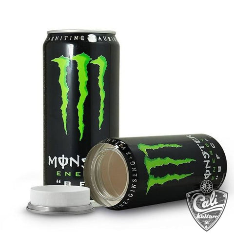 Monster Energy Drink Safe Can 16oz