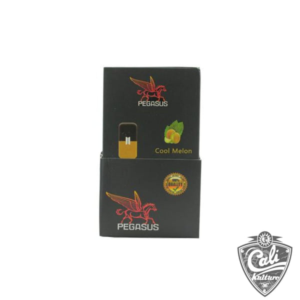 PEGASUS SALT NIC PODS 60MG 4PK -Cool Melon