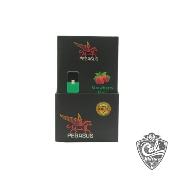 PEGASUS SALT NIC PODS 60MG 4PK - Strawberry Mint