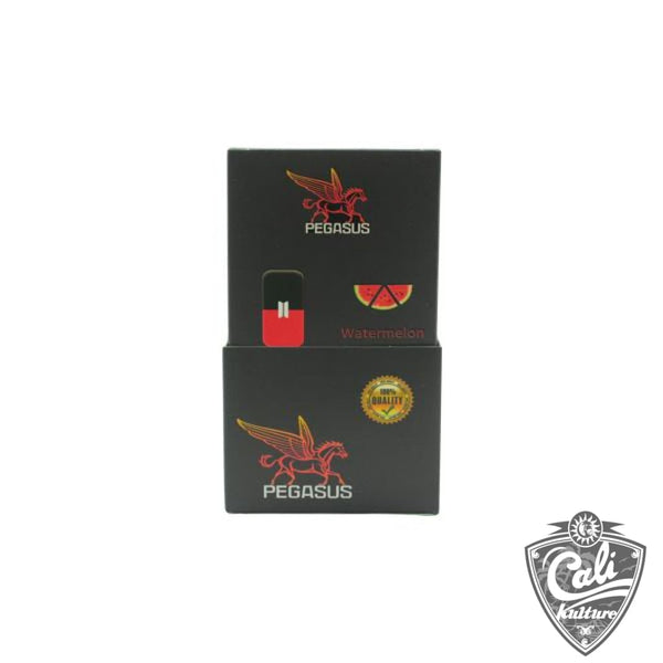 PEGASUS SALT NIC PODS 60MG 4PK - Watermelon