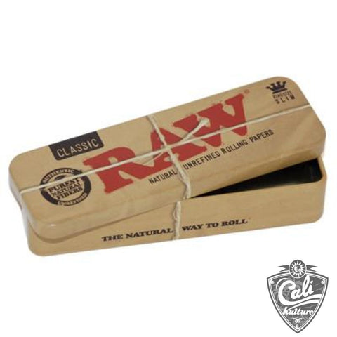 Raw Tin Classic King Size Slim