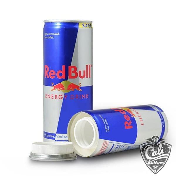 Red Bull Energy Drink Safe Can 8.4oz