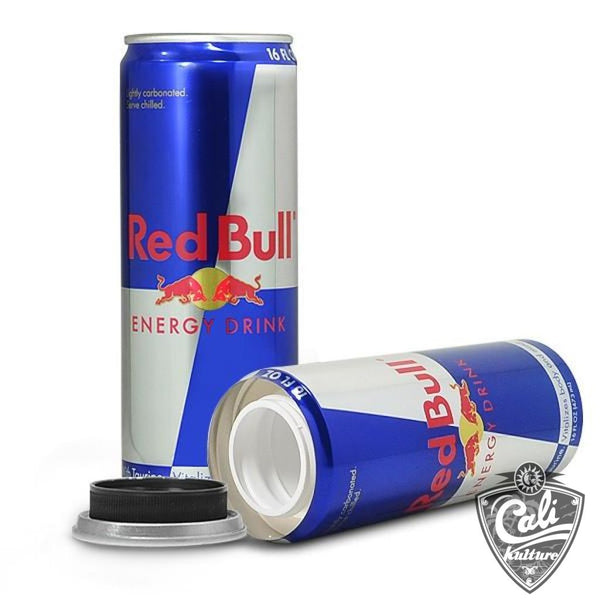 Red Bull XL Energy Drink Safe Can 16oz