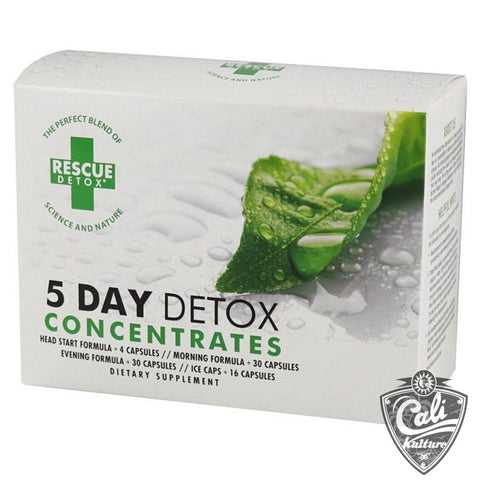 Rescue 5 Day Detox Concentrate