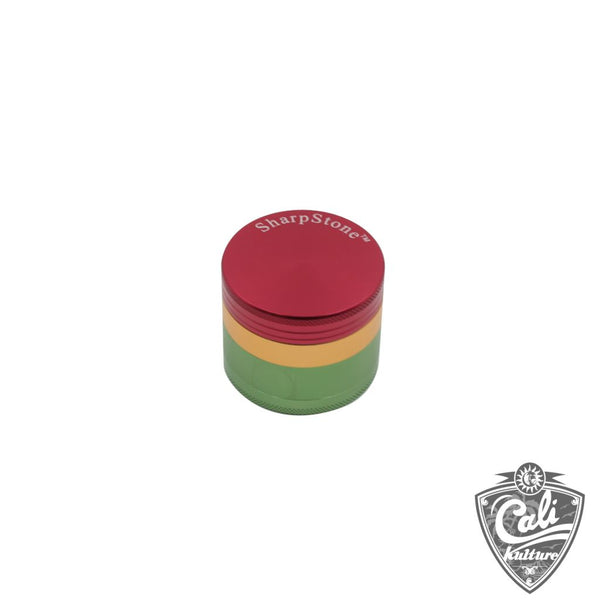 Sharpstone Rasta 4 Part 50mm Grinder
