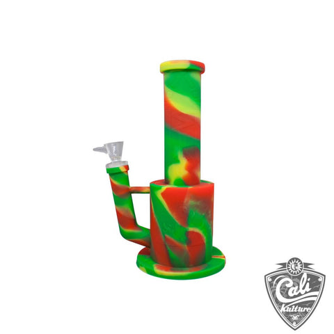Silicone 9.5'' Water Pipe
