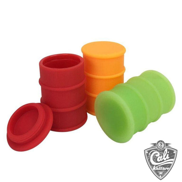 SILICONE OIL BARREL JAR