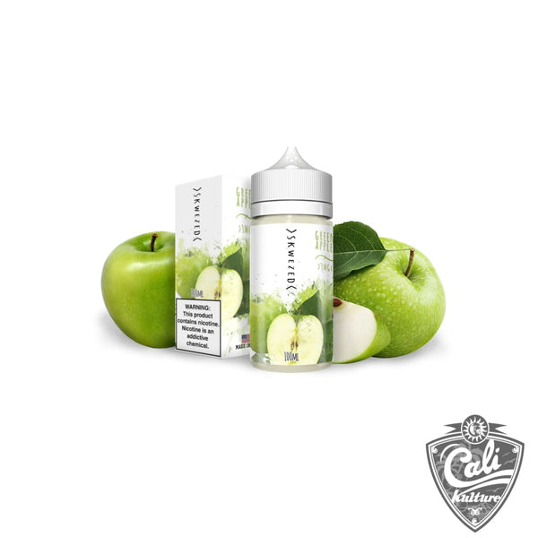 Skwezed Green Apple - 100ml