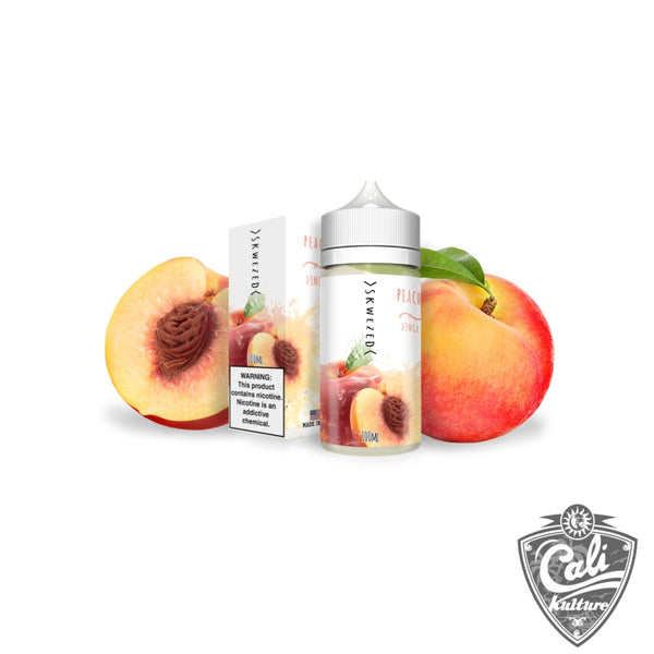 Skwezed Peach - 100ml