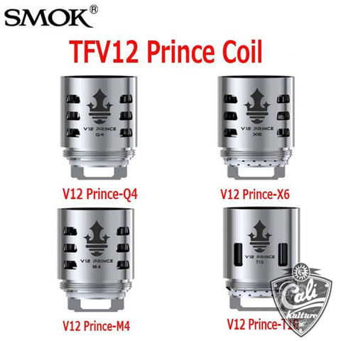 SMOK TFV12 Prince Replacement Coils (3 Pack)