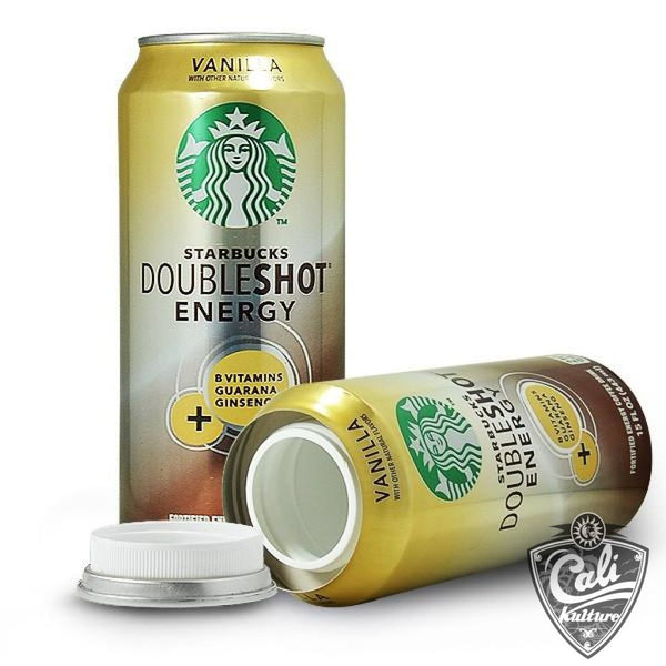 Starbucks Double Shot Safe Can 15oz
