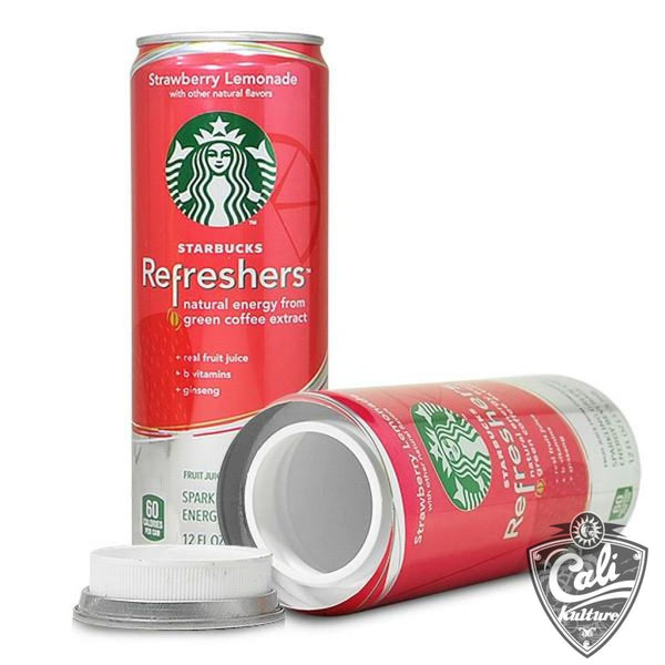 Starbucks Refreshers Safe Can 12oz