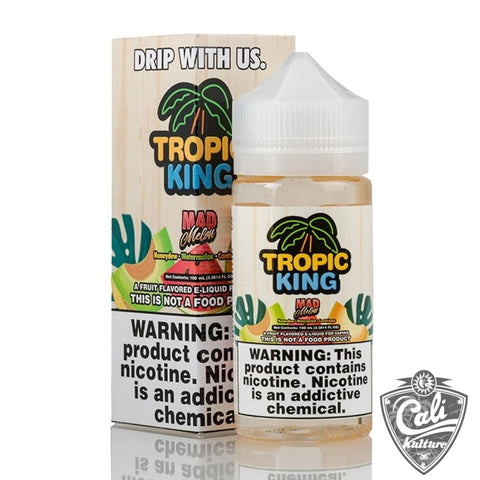 Tropic King Mad Melons 100ml