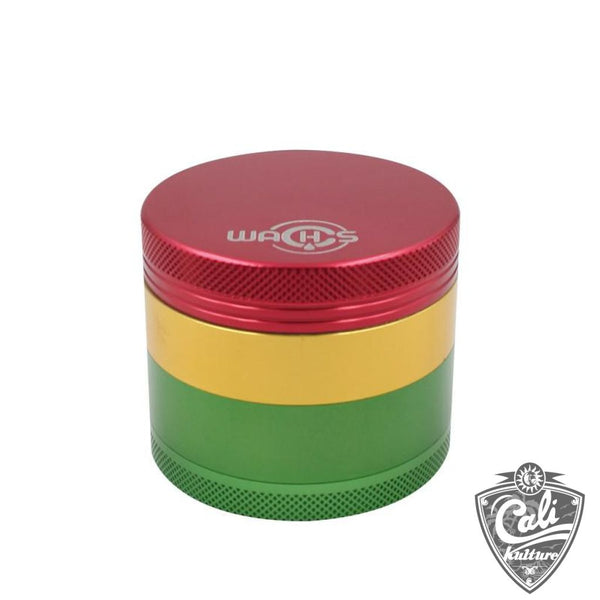 WACHS 55mm Rasta Grinder 4 part
