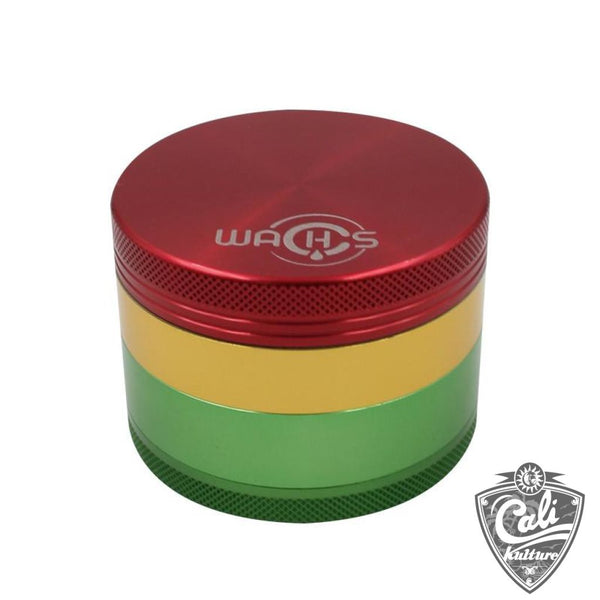 WACHS 63mm Rasta Grinder 4 Part