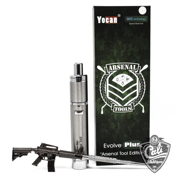 Yocan Arsenal Edition Evolve-PLUS Vaporizer