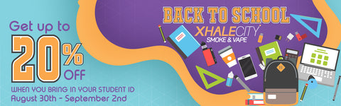BACK TO SCHOOL EVENT DETAILS 2019