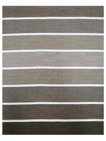 Arizona - Brown Stripes Area Rug - Jordans Flooring