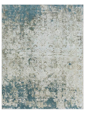 Dover - Green VIN6, Area Rug - Jordans Floor Covering